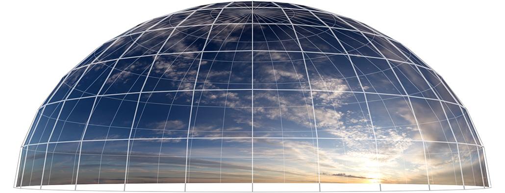 Panoramic Sky Photos
