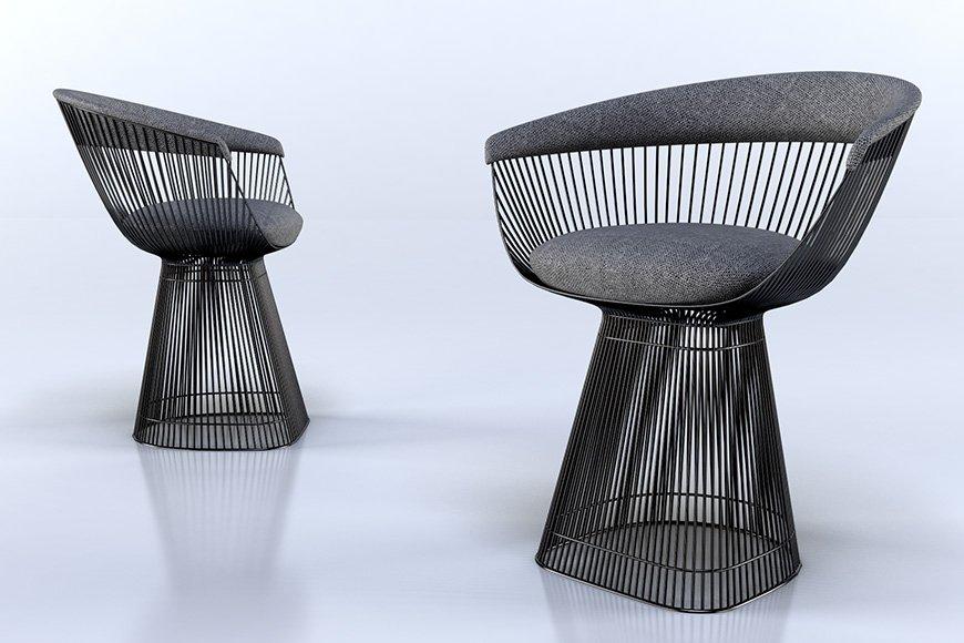 Free 3d Models Armchairs V1 Viz People