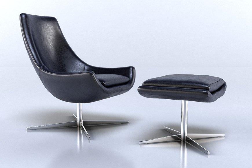 Terrific Free 3D Models Armchairs V1 Viz People Short Links Chair Design For Home Short Linksinfo