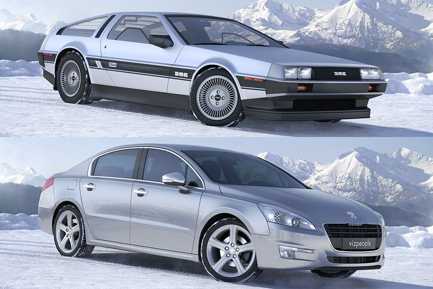 Free 3d Models Cars Viz People