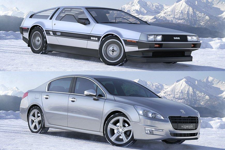 free 3d models - cars