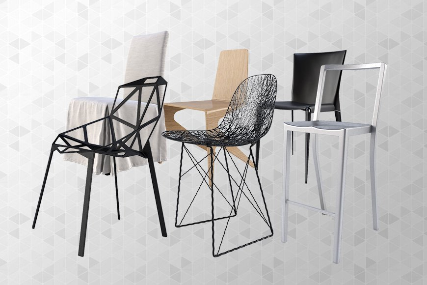 Free 3d models chairs viz people for 3d furniture design software free