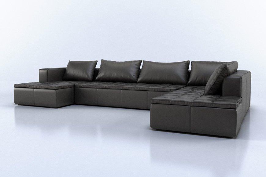 Free 3d models - Sofas - Viz-People