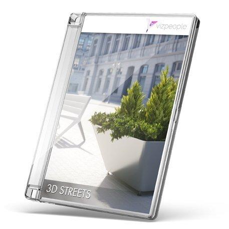 Street 3d models