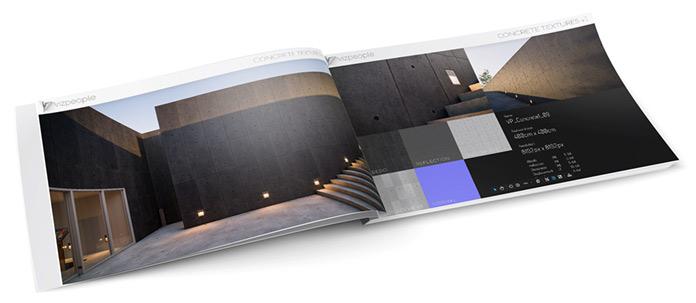 Brick textures PDF Catalog